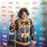 Пресс-волл Премия Золотой Граммафон Филипп Киркоров Москва 2017