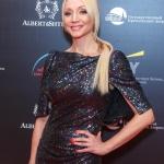 Пресс-волл с инкрустацией церемония вручения Российской Национальной Музыкальной Премии Кристина Орбакайте Кремль Москва 2017