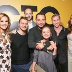 Пресс-волл презентация нового сезона телеканала СТС актеры сериала ОтельЭлеон Москва 2017