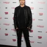 Пресс-волл 5-летие журнала  The Hollywood Reporter Павел Деревянко 2017