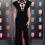 Пресс-волл фотозона 72-я премия Британской академии кино и телевизионных искусств (BAFTA) Кейт Бланшет Лондон 2019