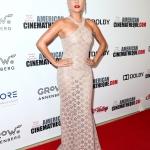 Пресс-волл фотозона церемония вручения премии American Cinematheque Award Леди Гага Лос-Анджелесс 2018