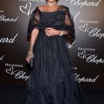 Пресс-волл Каннский кинофестиваль вечеринка Chopard Рианна Канны 2017-1