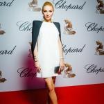 Пресс-волл вечеринка Chopard в рамках Московского кинофестиваля Татьяна Навка Москва 2018