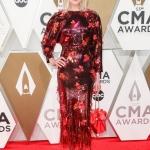 Пресс-волл фотозона премия CMA Awards Николь Кидман США 2019