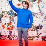Пресс-волл с красной дорожкой капсульная коллекция Erdem x H&M Андрей Малахов Москва 2017