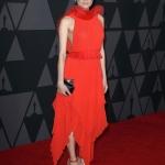 Пресс-волл церемония вручения премии Governors Awards Дайан Крюгер в Givenchy Голливуд 2017