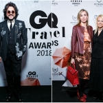 Пресс-волл премия GQ Travel Awards Филипп Киркоров Светлана Бондарчук Яна Рудковская Метрополь Москва 2018