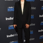 Пресс-волл фотозона вручение наград премии IndieWire Honors Натали Портман Лос-Анджеллес 2018