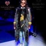 Пресс-волл показ коллекции Александра Сафонова на неделе моды Mersedes-Benz Fashion Week  Russia Филипп Киркоров Москва 2018