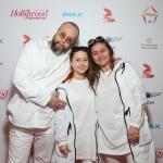 Пресс-волл Московский кинофестиваль вечеринка  The Hollywood Reporter Москва 2017