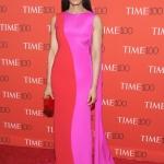 Пресс-волл вечеринка премия журнала Time 100 Gala-2018 Падма Лакшми Нью-Йорк 2018