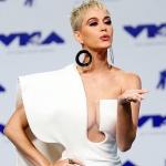 Пресс-волл премия VMA2017 Кети Перри Лос-Анджелес 2017