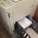 Печать на ризографе печать бланков листовок на ризографе РостАрт Москва 2018