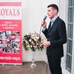 Изготовление ролл-апп roll up презентация журнала Роялс Royals magazine РостАрт Москва 2017 1005
