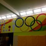 Широкоформатная печать баннеров дизайнерские работы монтажные работы РостАрт Москва 2017