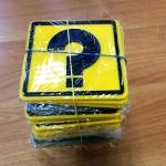 Изготовление тактильных табличек на заказ из пластика акрила лазерная резка пластика акрила РостАрт Москва 2018 3903