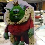 Изготовление ростовых фигур на заказ из пластика на детский праздник РостАрт Москва 2017 306