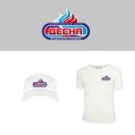 Дизайнерские услуги разработка дизайна логотипа футболки и бейсболки РостАрт Москва 2017 599
