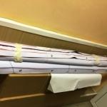 2018-2Широкоформатная печать на баннере на заказ праздничное оформление Москвы к Новому 2018 Году РостАрт Москва 2017